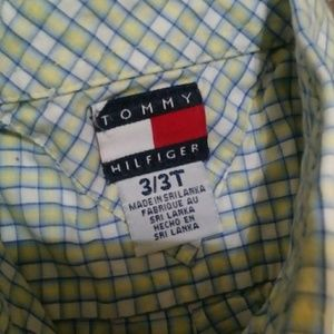 Tommy Hilfiger Shirts & Tops - Tommy Hilfiger 3T Button-Up Dress Shirt